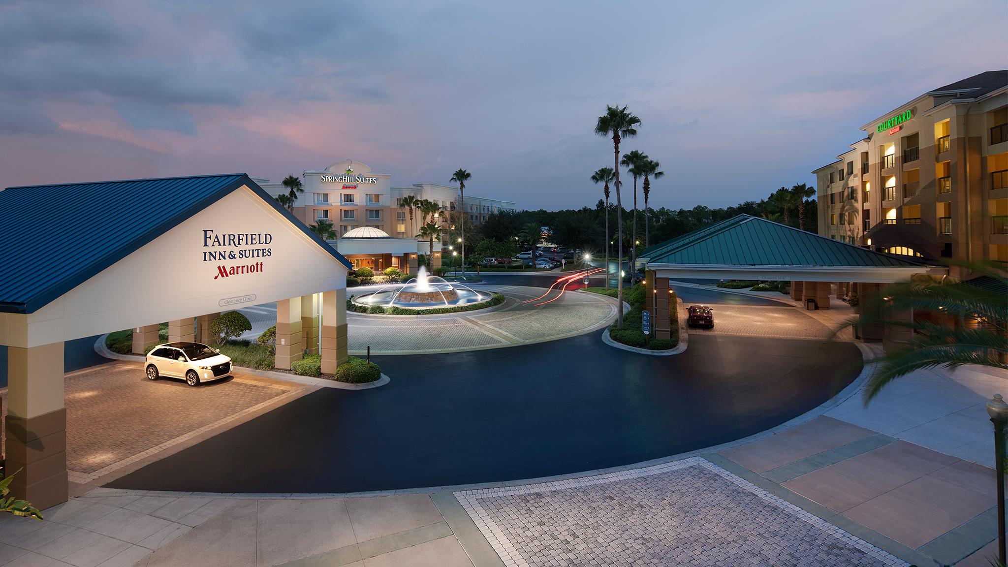 Springhill Suites Orlando Lake Buena Vista In The Marriott