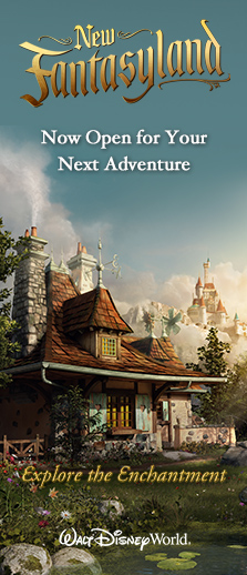 Discover New Fantasyland