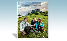 DVD gratis sobre Adventures by Disney