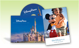 DVD Gratis para planear tus vacaciones en Disney
